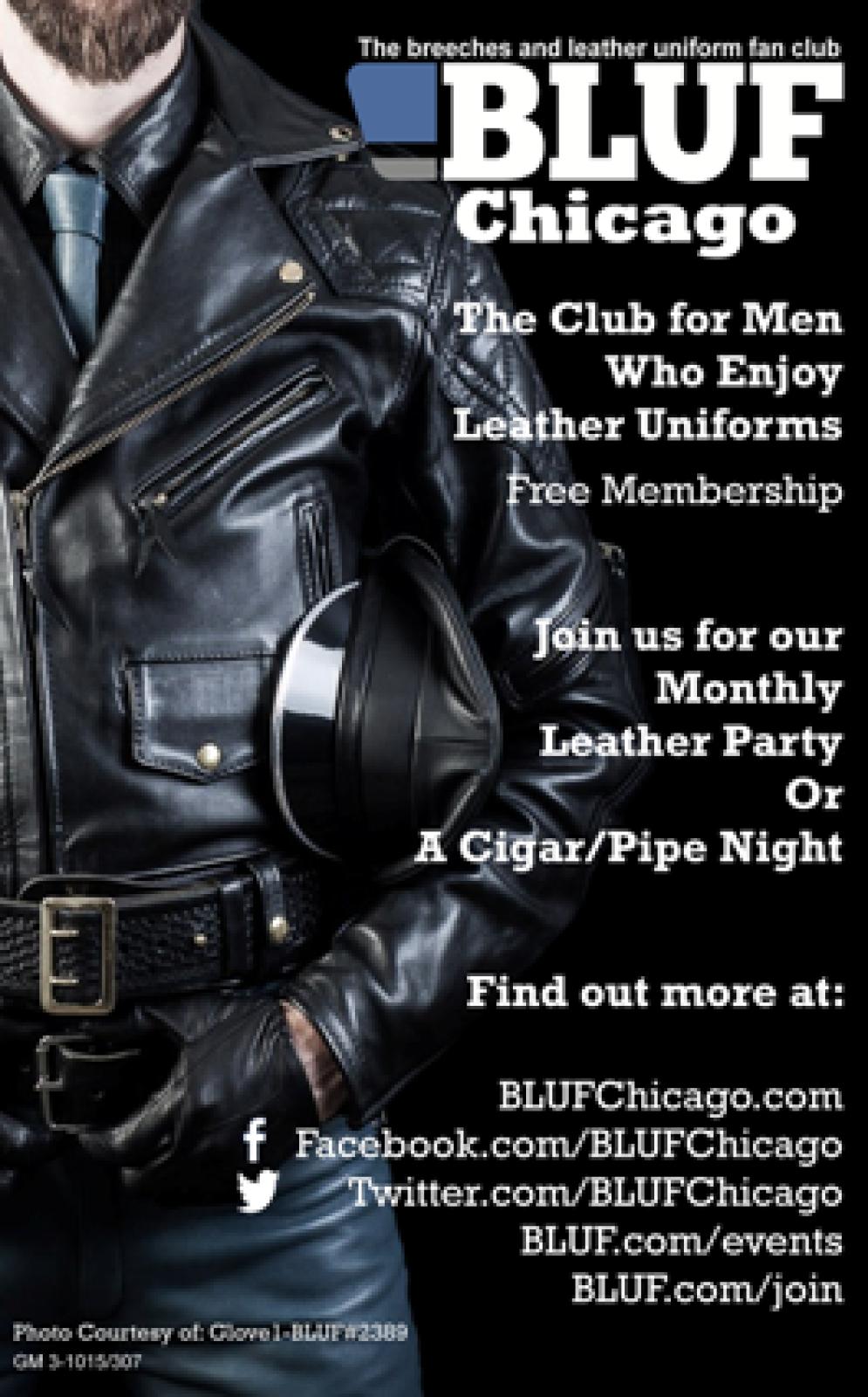 bdsm calendar Chicago event