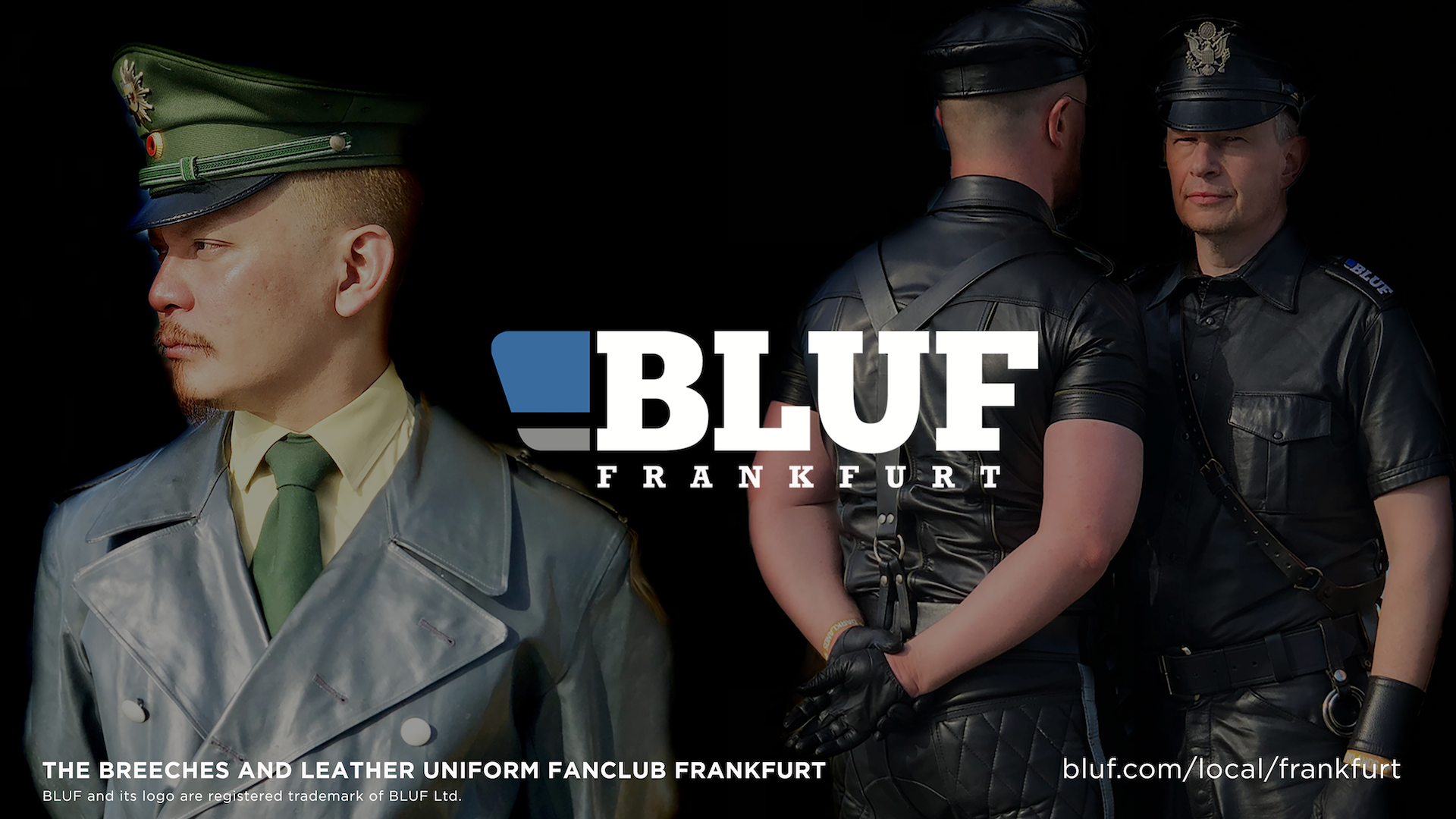 It's time to shine and to show your pride! Welcome to BLUF Frankfurt!